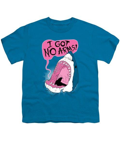 I Got No Arms Youth T-Shirt