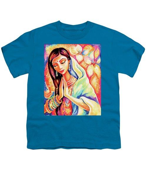 Little Himalayan Pray Youth T-Shirt