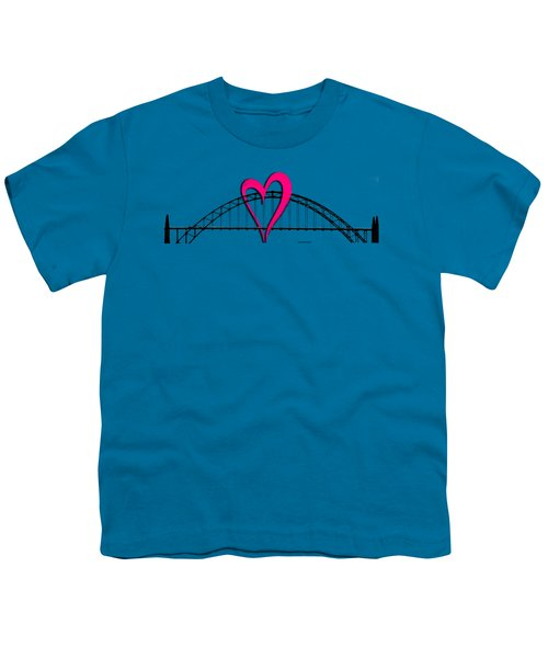 Love Newport Youth T-Shirt