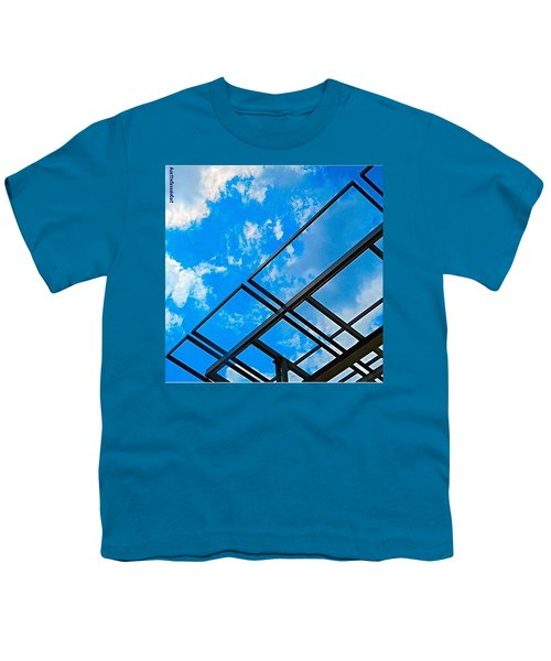 Never Tell Me The #sky Is The Limit Youth T-Shirt