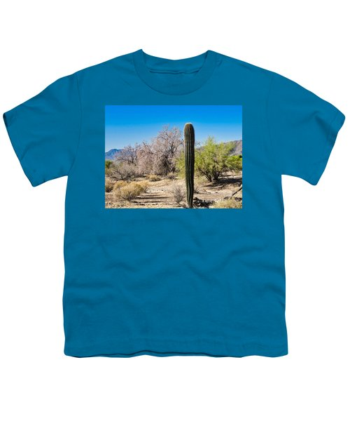 On The Ironwood Trail Youth T-Shirt