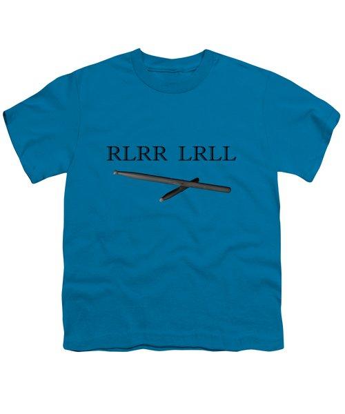 Rlrr Lrll Youth T-Shirt by M K  Miller