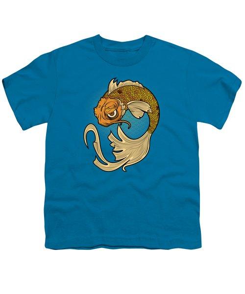 The Disgruntled Koi Youth T-Shirt