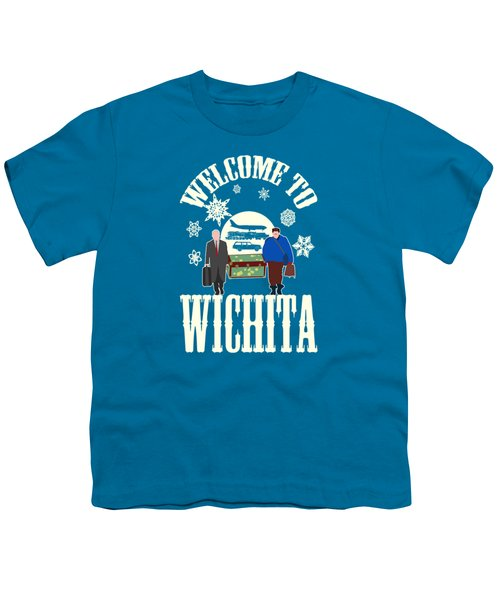 Welcome To Wichita  Youth T-Shirt