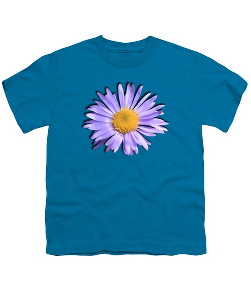 Wild Daisy Youth T-Shirt by Shane Bechler