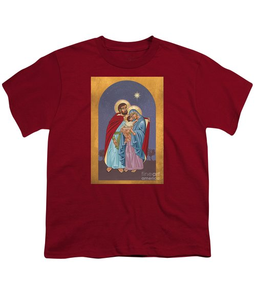 The Holy Family For The Holy Family Hospital Of Bethlehem 272 Youth T-Shirt
