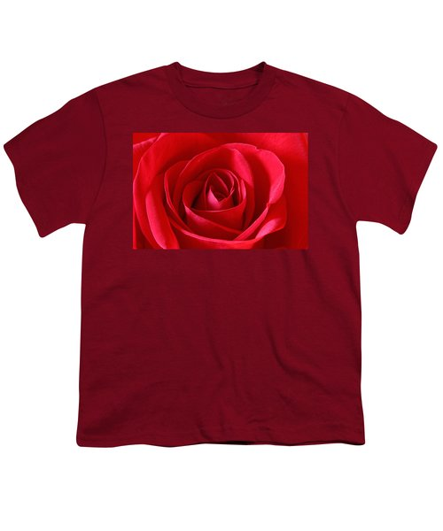 Red Rose Youth T-Shirt