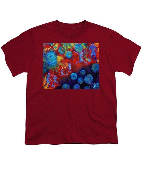 Football Dreams Youth T-Shirt