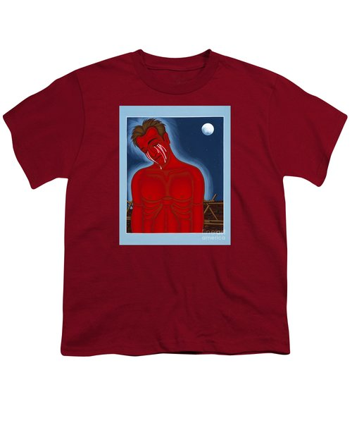 The Passion Of Matthew Shepard 096 Youth T-Shirt