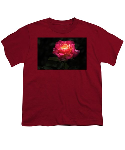 A Rose For Love Youth T-Shirt