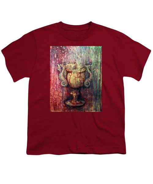 Ace Of Cups Youth T-Shirt