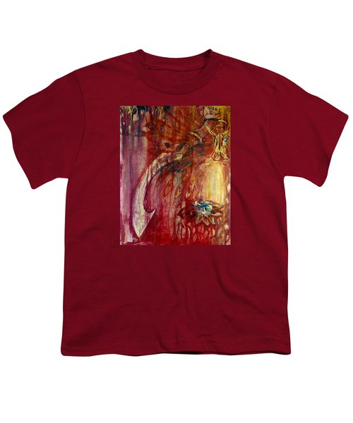 Ace Of Swords Youth T-Shirt