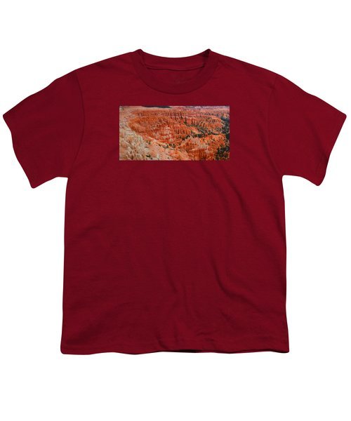 Bryce Canyon Megapixels Youth T-Shirt