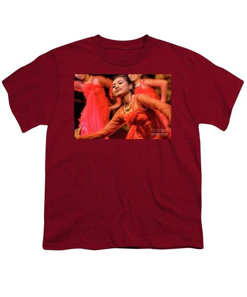 Burmese Dance 1 Youth T-Shirt