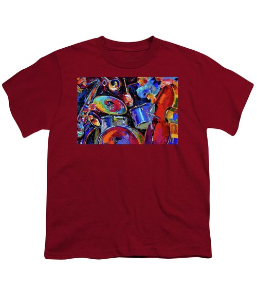 Drums And Friends Youth T-Shirt