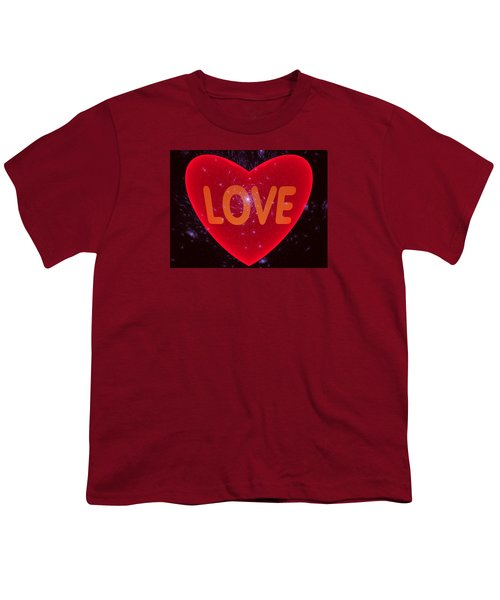 Loving Heart Youth T-Shirt