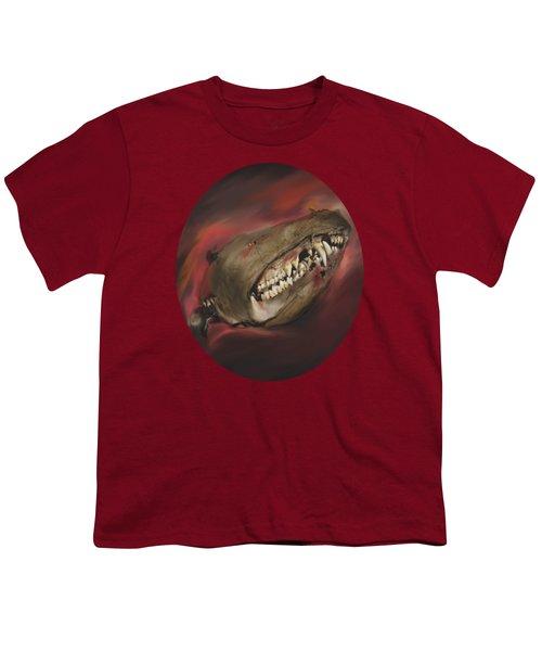 Monster Skull Youth T-Shirt