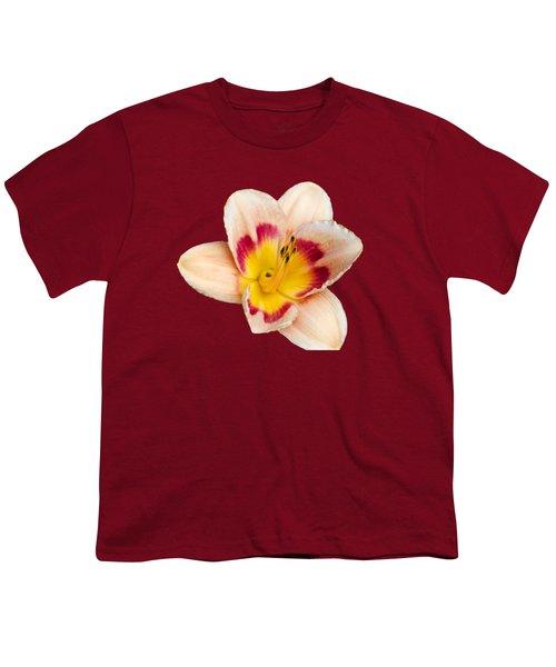 Orange Daylilies Youth T-Shirt