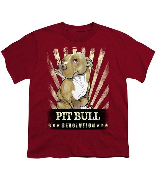 Pit Bull Revolution Youth T-Shirt