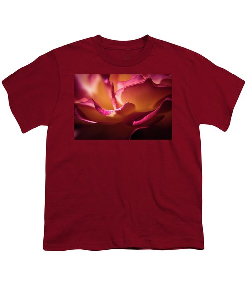 Rose In The Afternoon Youth T-Shirt