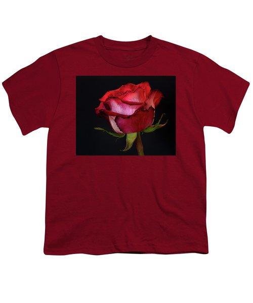Single Rose Youth T-Shirt