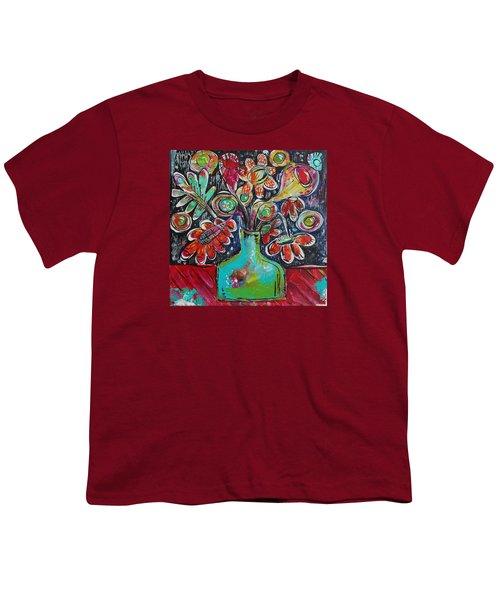 Wild Bunch Youth T-Shirt by DAKRI Sinclair
