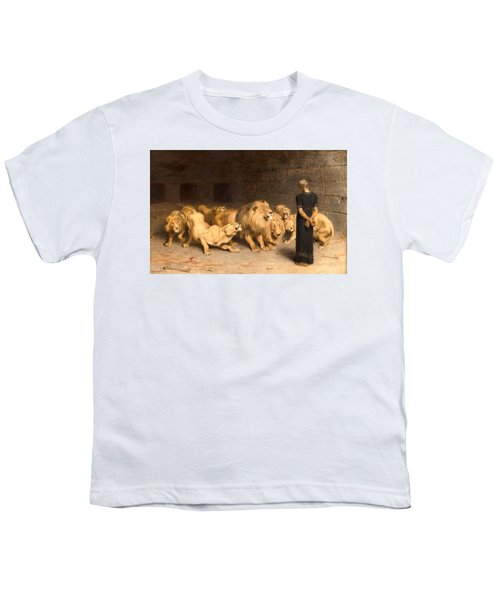Daniel In The Lions' Den Youth T-Shirt