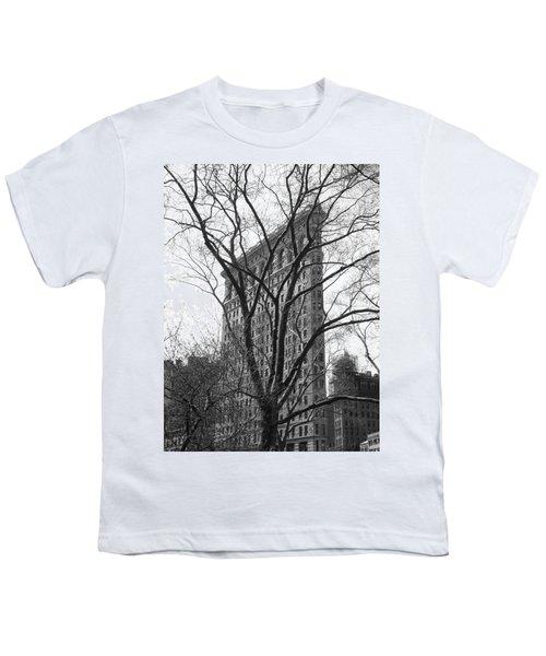 Flat Iron Tree Youth T-Shirt