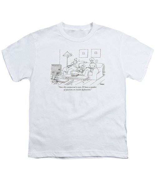 Once This Commercial Youth T-Shirt