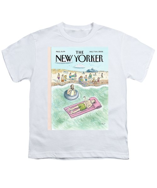 New Yorker August 7th, 2006 Youth T-Shirt