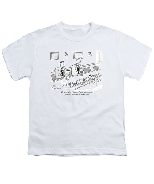 For Years After Vietnam Youth T-Shirt