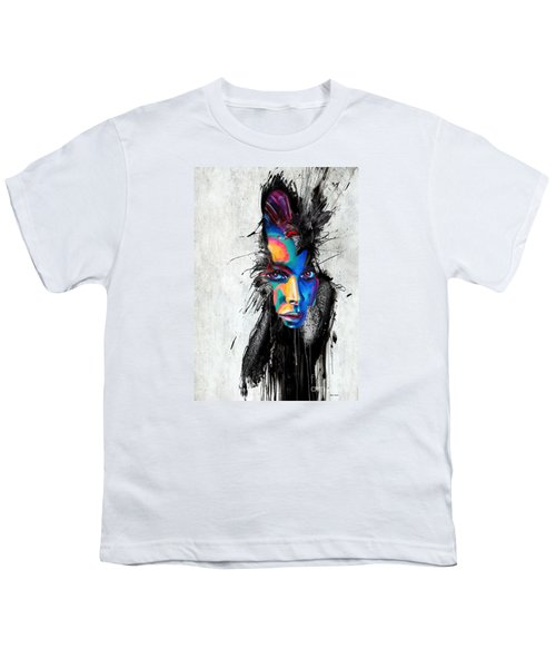 Facial Expressions Youth T-Shirt