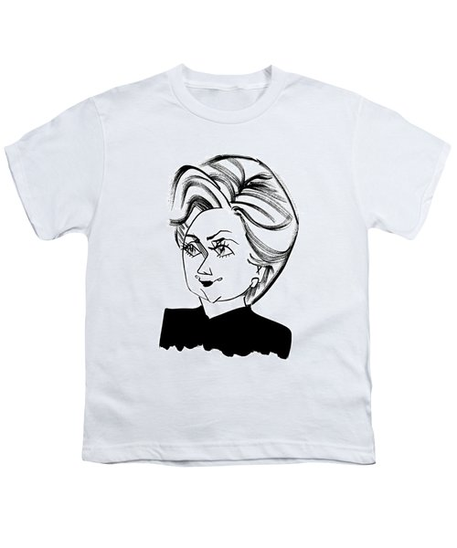 Hillary Clinton Youth T-Shirt