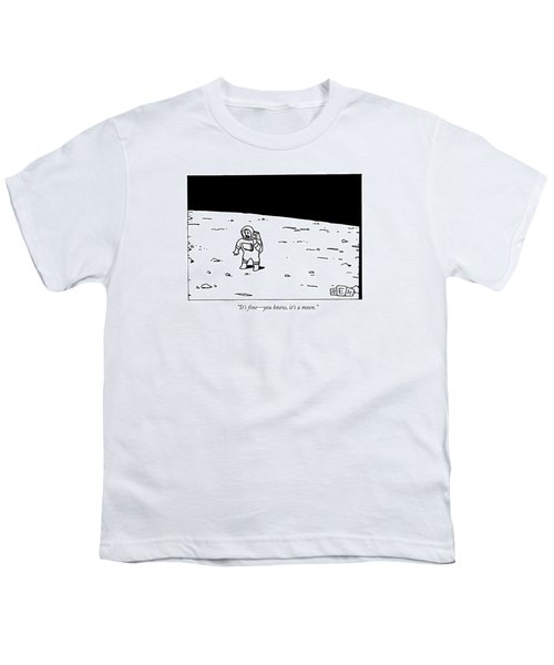 It's Fine - You Know Youth T-Shirt