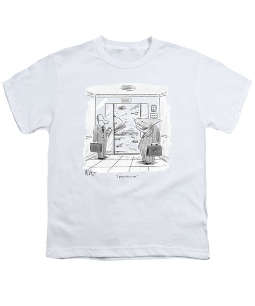 I Guess This Is Me Youth T-Shirt