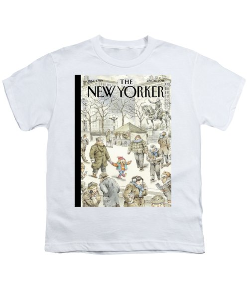 Winter Delight Youth T-Shirt