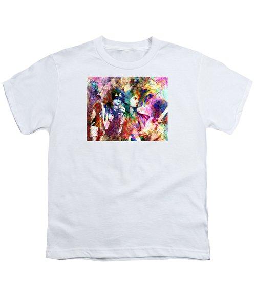 Aerosmith Original Painting Youth T-Shirt