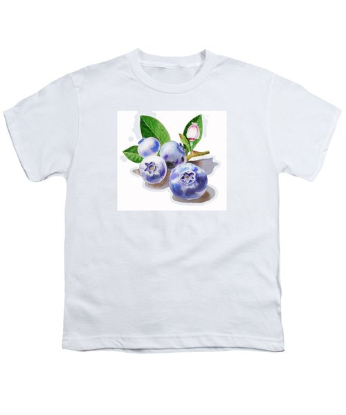 Artz Vitamins The Blueberries Youth T-Shirt