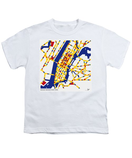 Boogie Woogie New York Youth T-Shirt