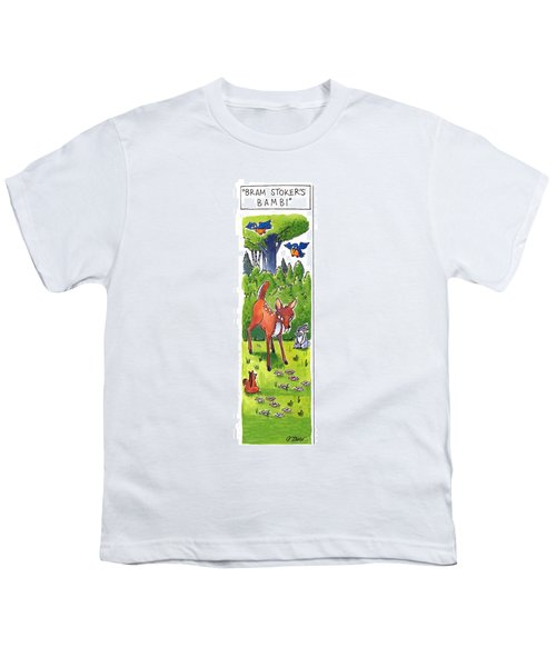 Bram Stoker's Bambi Youth T-Shirt