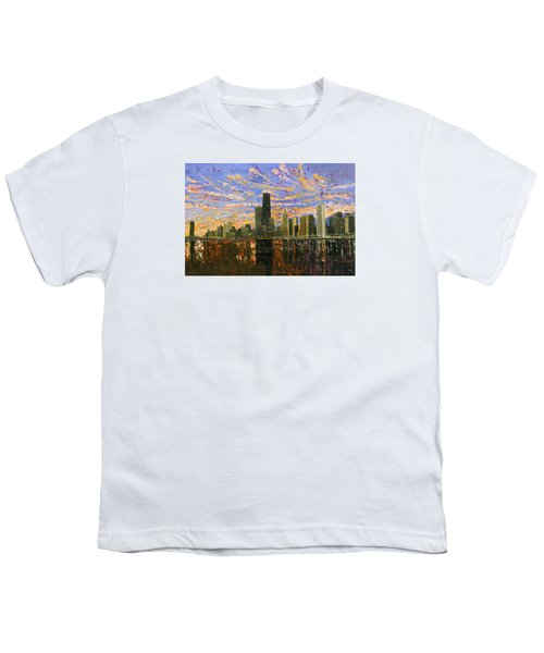 Chicago Youth T-Shirt by Mike Rabe