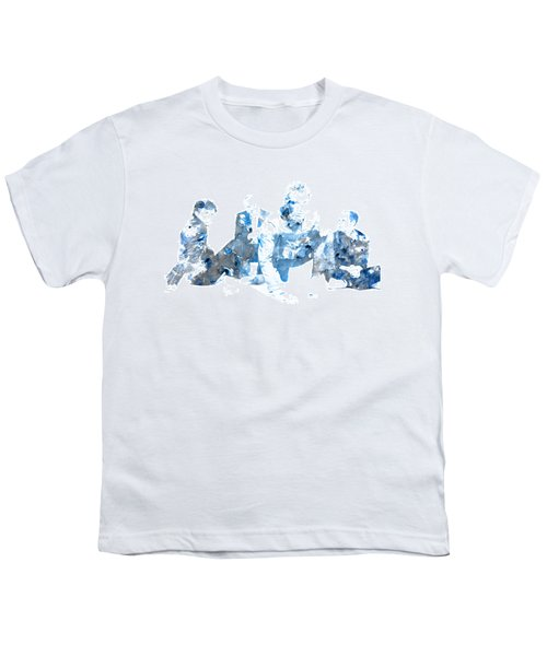 Coldplay Youth T-Shirt by Brian Reaves
