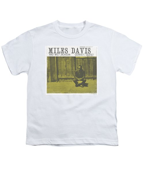 Concord Music - Miles And Milt Youth T-Shirt
