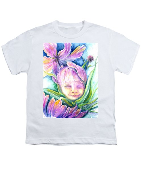 Cosmos Bud Youth T-Shirt