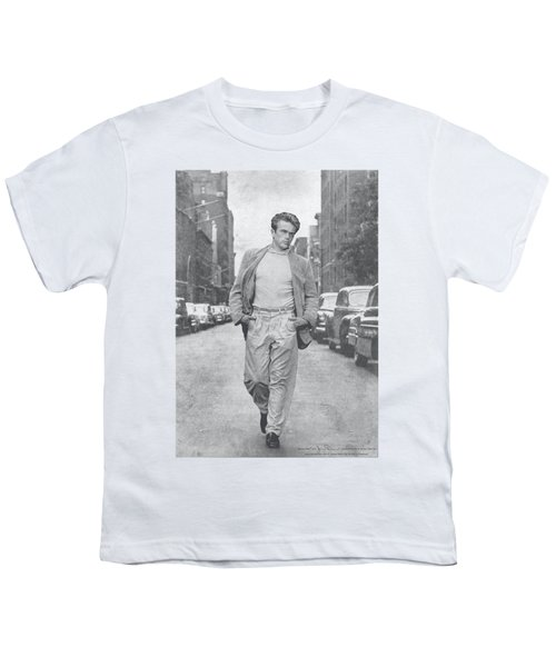Dean - Walk The Walk Youth T-Shirt by Brand A