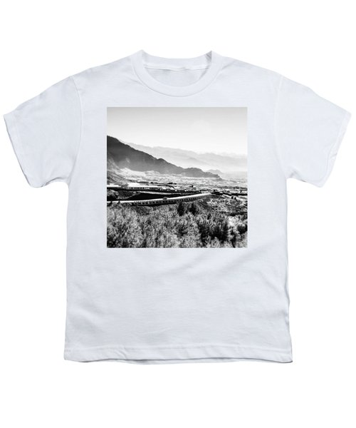 Distant Lands, India Youth T-Shirt