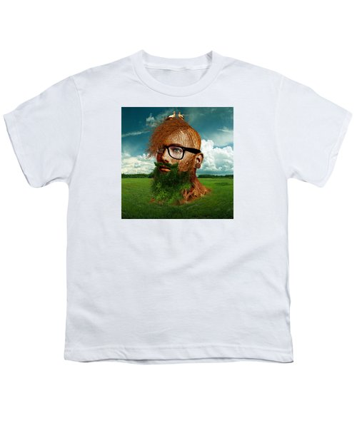 Eco Hipster Youth T-Shirt