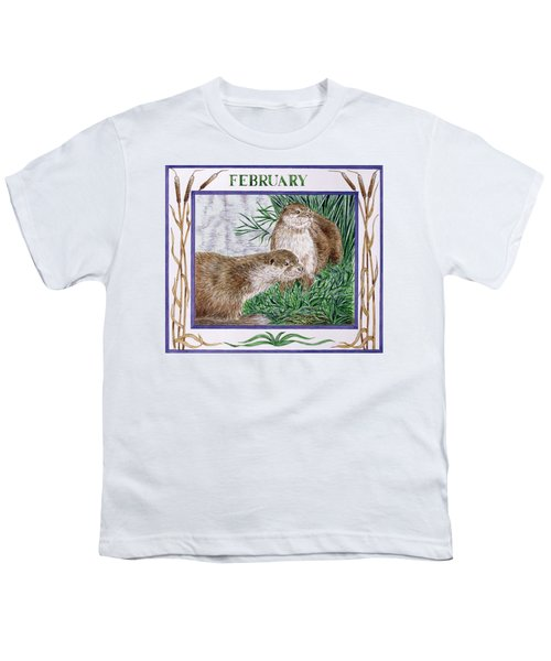 February Wc On Paper Youth T-Shirt