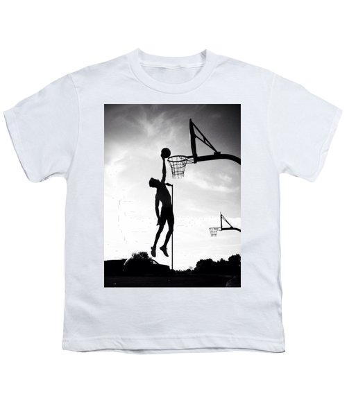 For The Love Of Basketball  Youth T-Shirt