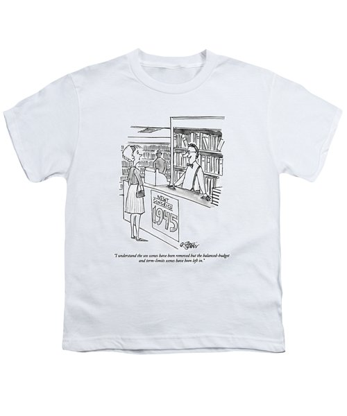 I Understand The Sex Scenes Have Been Removed But Youth T-Shirt